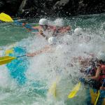 Rafting im Social Media