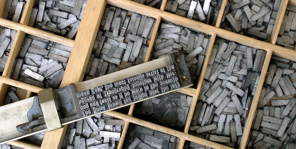 Mit der Erfindung beweglicher Bleilettern revolutionierte Gutenberg den Buchdruck und den Informationsaustausch..