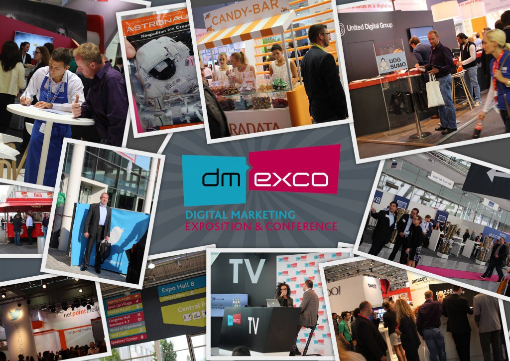 Collage zur dmexco 2014