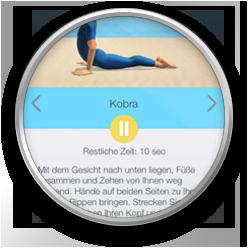 App Empfehlung - Yoga