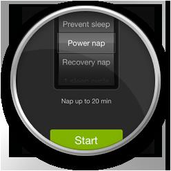 App Empfehlung - Power nap
