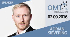 OMSAG-Blog: OMT Wiesbaden-Speaker Adrian