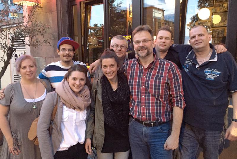 Das Team des OMSAG Kundenservice
