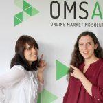 Die Neuzugänge im Social Media-Team: Nina und Yasmin stellen sich vor