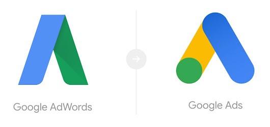 Suchmaschinenwerbung bei Google hieß früher Adwords - jetzt Google Ads