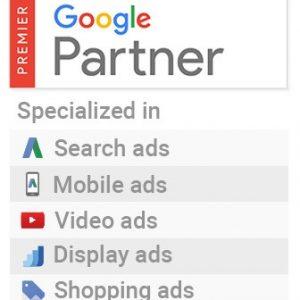Google Premier Partner - 5 Spezialisierungen der SEA Agentur OMSAG