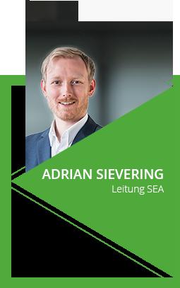 Adrian Sievering – Teamleiter SEA der OMSAG