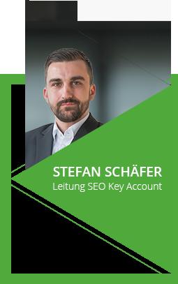 Stefan Schäfer - Leitung SEO Key Account
