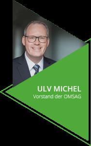Ulv Michel - OMSAG Vorstand
