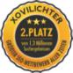 OMSAG - XOVIlichter-Contest - Platz 2 Award