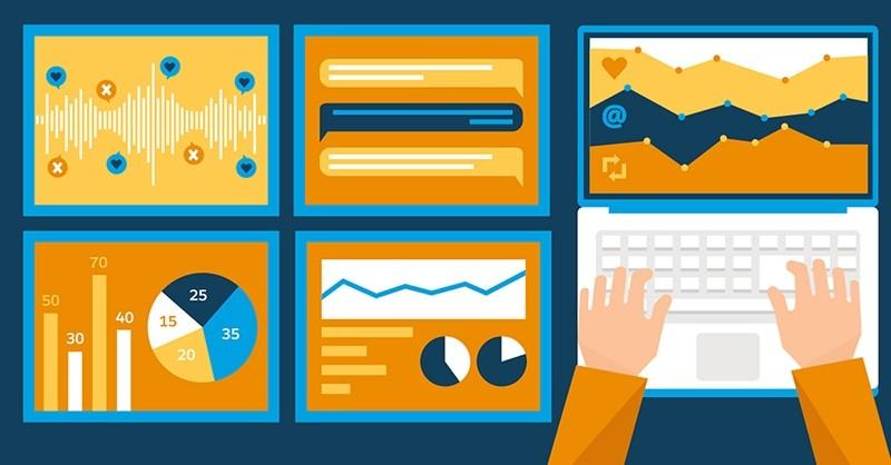 OMSAG - Wissen - Social Media Monitoring Visual