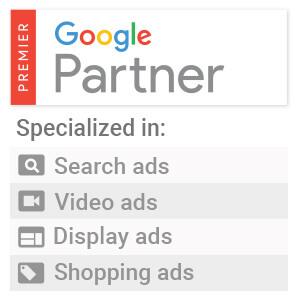 Google Premier Partner - 5 Spezialisierungen der OMSAG