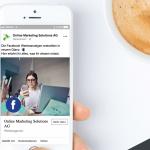 Facebook verkleinert das Anzeigenformat im Mobile Newsfeed