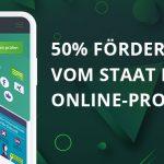 go-digital – Das Förderprogramm für Ihr Digitalisierungsprojekt